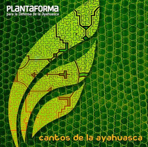 CD de la PDA, recopilatorio de cantos de la ayahuasca