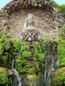 Fuente de Diana de Éfeso (Tivoli, Italia)