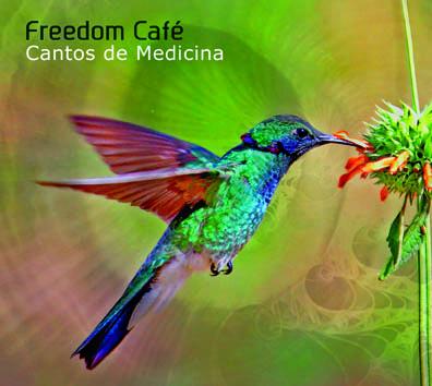 CD Cantos de Medicina (ayahuasca)