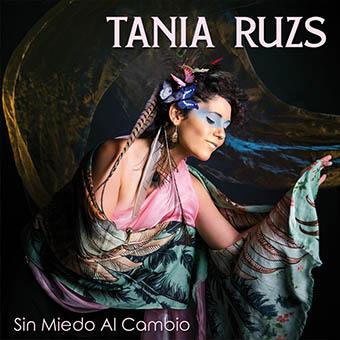 CD Tania Ruzs. música pop y cantos chamánicos