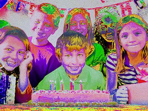 creencias tóxicas como la fiesta de cumpleaños