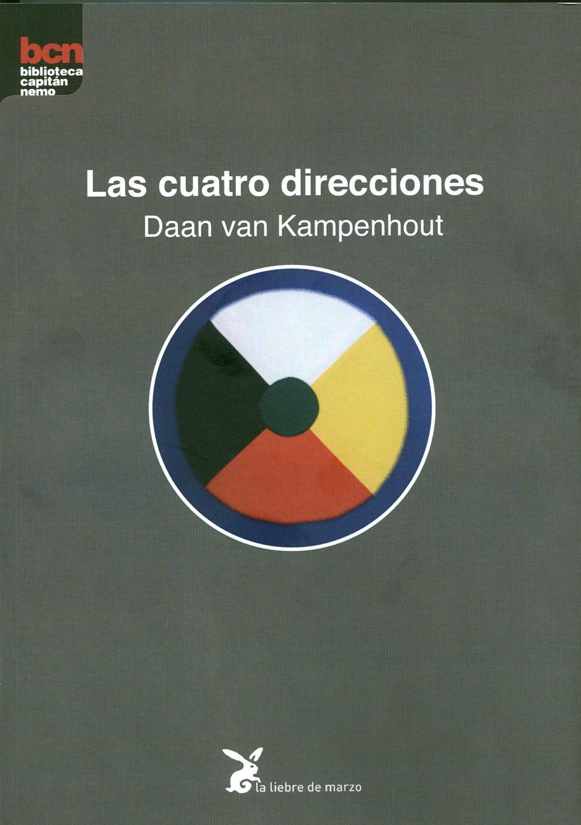 Libro - Las cuatro direccionesde Daan Van Kampenhout